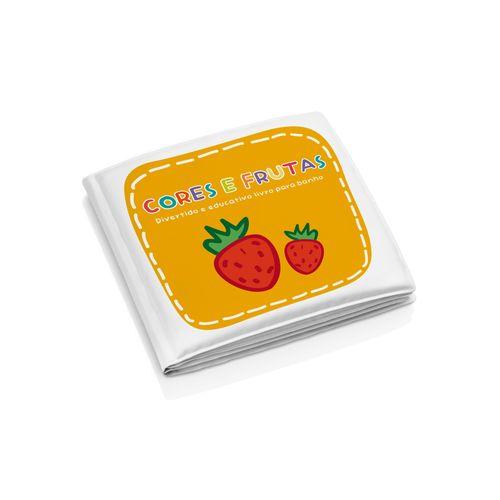 Livrinho de Banho Frutas Multikids Baby - BB205