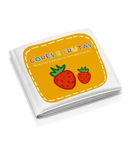 Livrinho Educativo de Banho Frutas Multikids Baby BB205