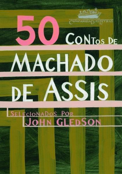Livro - 50 Contos de Machado de Assis