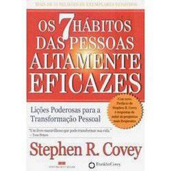 Tudo sobre 'Livro - 7 Hábitos das Pessoas Altamente Eficazes'