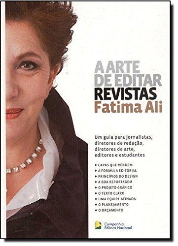 Livro - a Arte de Editar Revistas