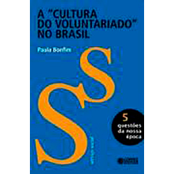 Livro - a Cultura do Voluntarido no Brasil