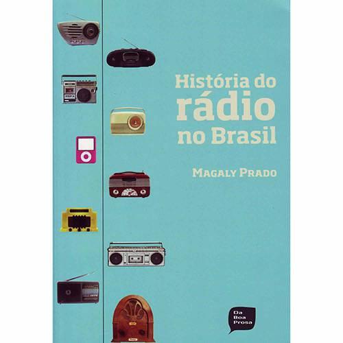 Livro - a História do Rádio no Brasil