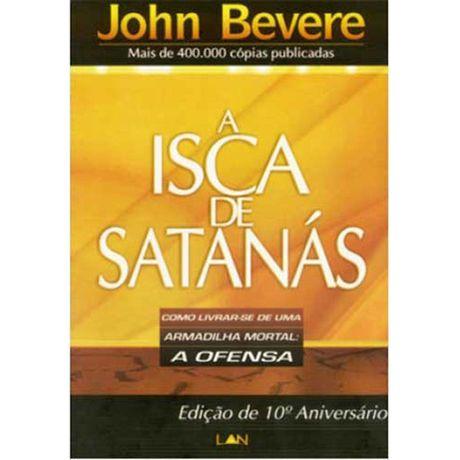 Tudo sobre 'Livro a Isca de Satanás'