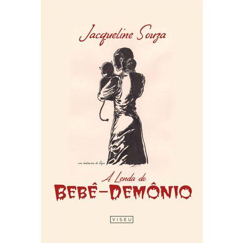 Livro - a Lenda do Bebê-demônio
