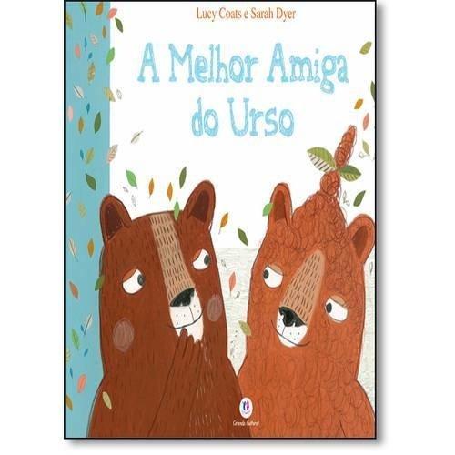 Livro a Melhor Amiga do Urso
