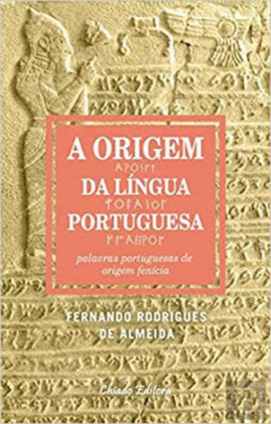 Livro - a Origem da Língua Portuguesa