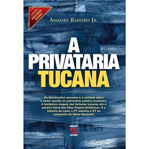 Tudo sobre 'Livro - a Privataria Tucana'