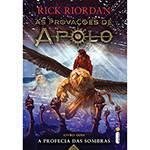 Tudo sobre 'Livro - a Profecia das Sombras'