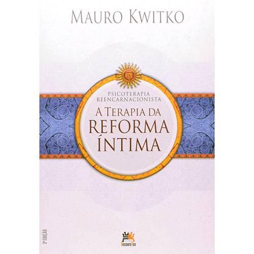 Tudo sobre 'Livro - a Terapia da Reforma Íntima'