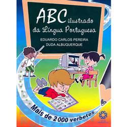 Livro - ABC Ilustrado da Língua Portuguesa