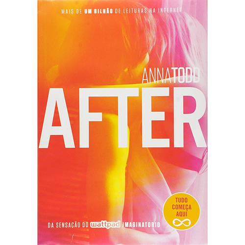 Tudo sobre 'Livro - After'