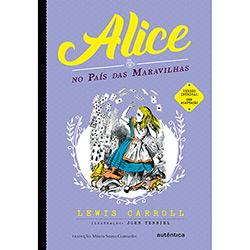 Livro - Alice no País das Maravilha