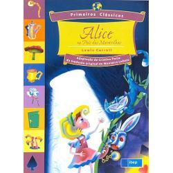 Livro - Alice no Pais das Maravilhas - PC