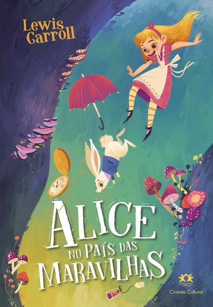 Livro - Alice no País das Maravilhas