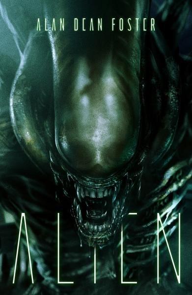 Tudo sobre 'Livro - Alien'