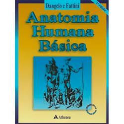 Tudo sobre 'Livro - Anatomia Humana Basica'