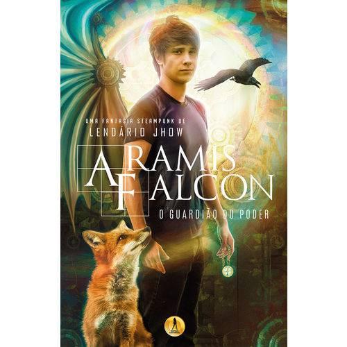 Tudo sobre 'Livro: Aramis Falcon - o Guardião do Poder'