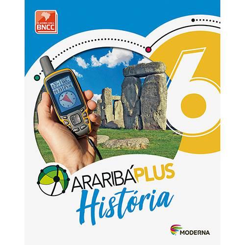 Tudo sobre 'Livro - Araribá Plus História 6'