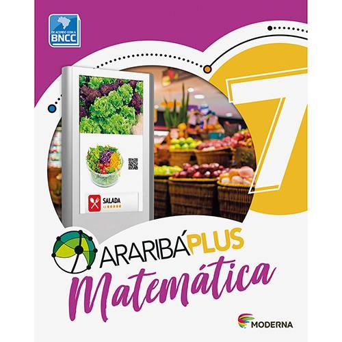 Tudo sobre 'Livro - Araribá Plus Matemática 7'