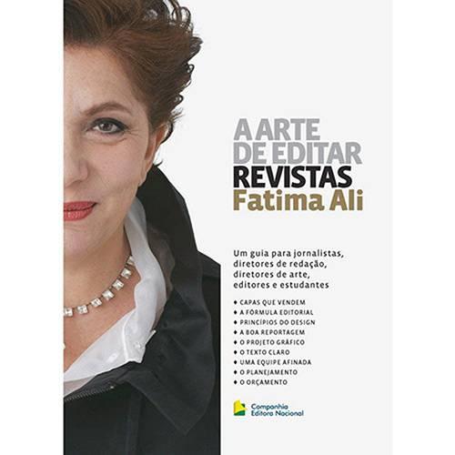 Livro - Arte de Editar Revistas, a