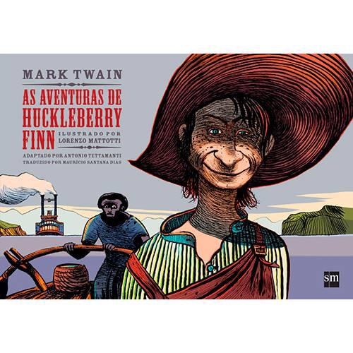 Tudo sobre 'Livro - as Aventuras de Huckleberry Finn'