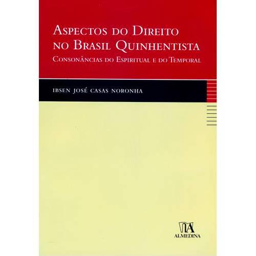 Livro - Aspectos do Direito no Brasil Quinhentista