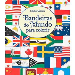 Livro - Bandeiras do Mundo para Colorir