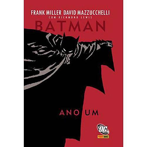 Tudo sobre 'Livro - Batman: Ano um'