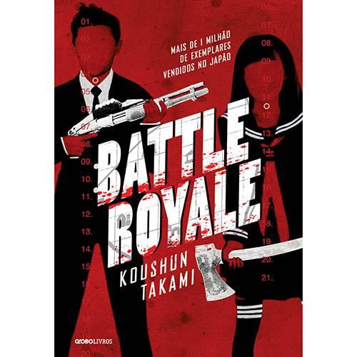 Tudo sobre 'Livro - Battle Royale'
