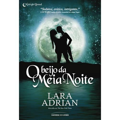 Livro - Beijo da Meia-Noite, o