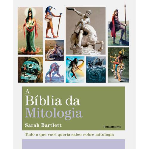 Tudo sobre 'Livro - Bíblia da Mitologia'