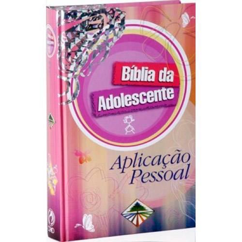 Livro - Bíblia do Adolescente: Aplicação Pessoal