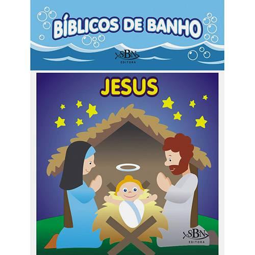 Tudo sobre 'Livro - Bíblicos de Banho - Jesus'