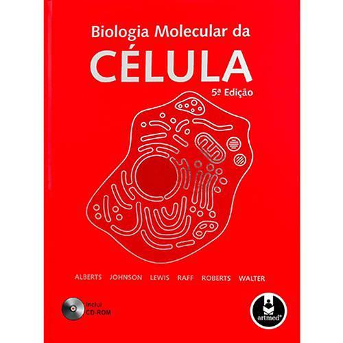 Tudo sobre 'Livro - Biologia Molecular da Célula'