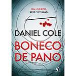 Livro - Boneco de Pano: um Corpo. Seis Vítimas.