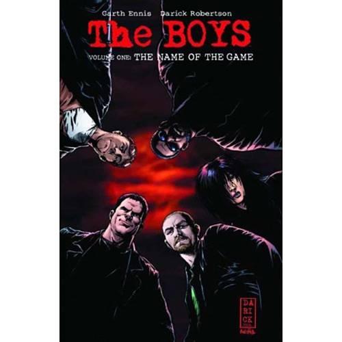 Livro - Boys, The - o Nome do Jogo