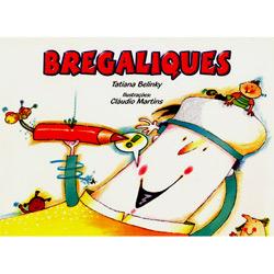 Livro - Bregaliques - no Mundo da Imaginação