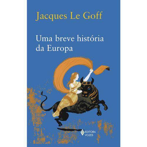 Livro - Breve História da Europa, uma