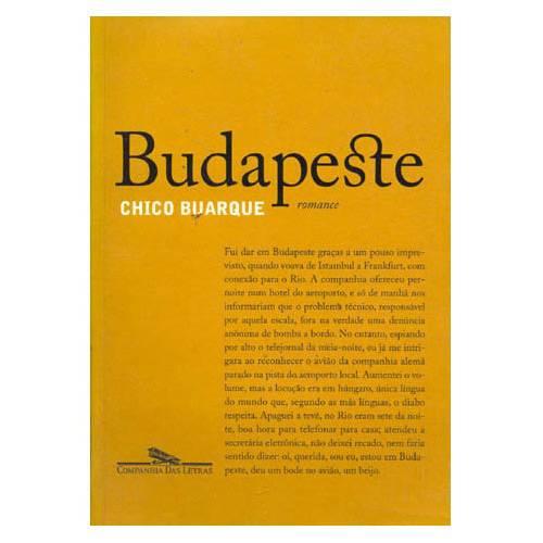 Tudo sobre 'Livro - Budapeste'