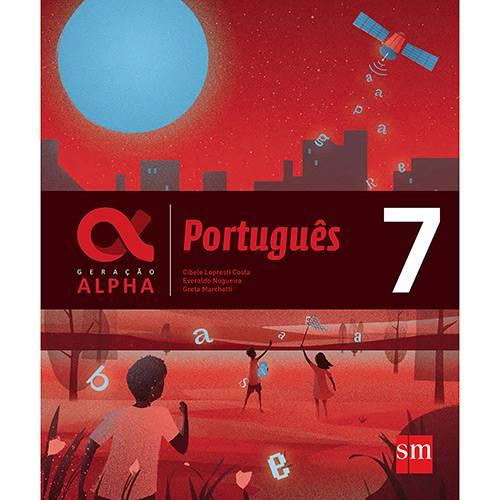 Tudo sobre 'Livro - Geração Alpha Português - 7º Ano'