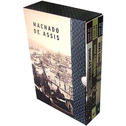 Livro - Caixa Machado de Assis (3 Volumes)