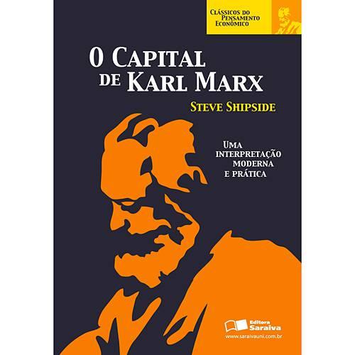 Livro - Capital de Karl Marx, o