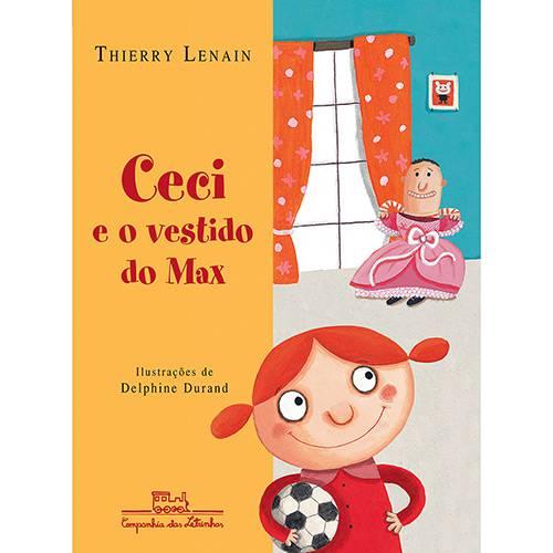 Livro - Ceci e o Vestido do Max