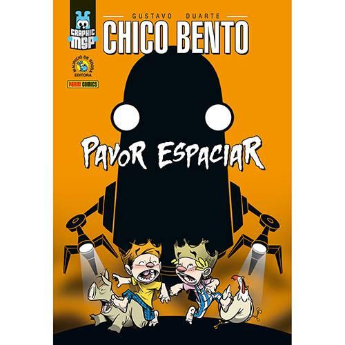 Tudo sobre 'Livro - Chico Bento: Pavor Espaciar'