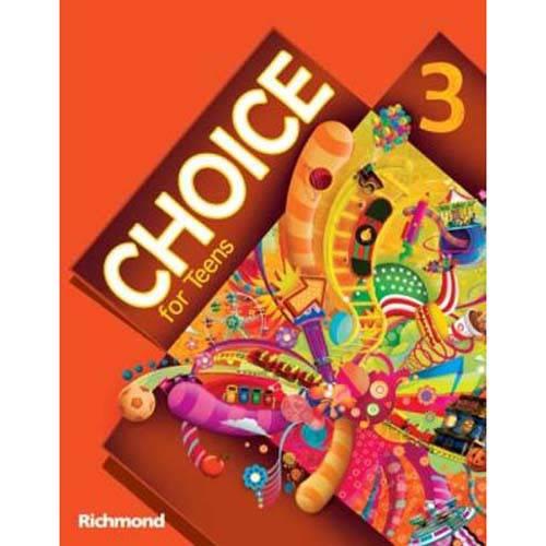 Tudo sobre 'Livro - Choice For Teens 3'
