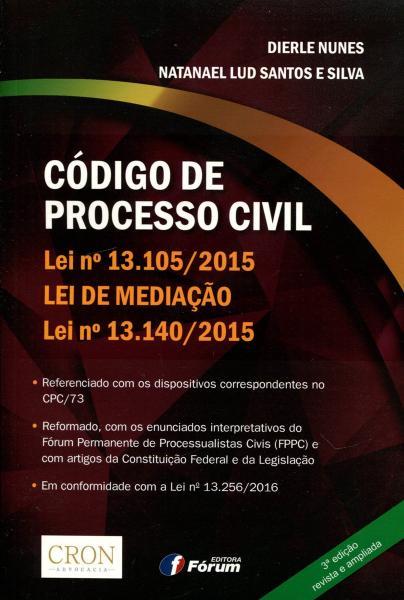 Livro - Código de Processo Civil