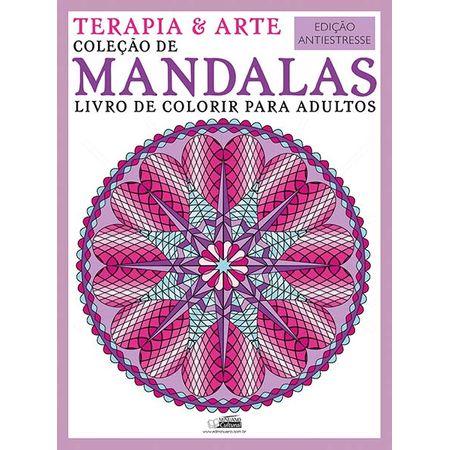 Tudo sobre 'Livro Coleção de Mandalas Ed. Minuano'