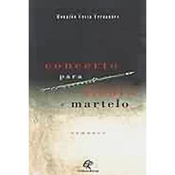 Livro - Concerto para Flauta e Martelo