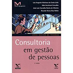 Livro - Consultoria em Gestão de Pessoas